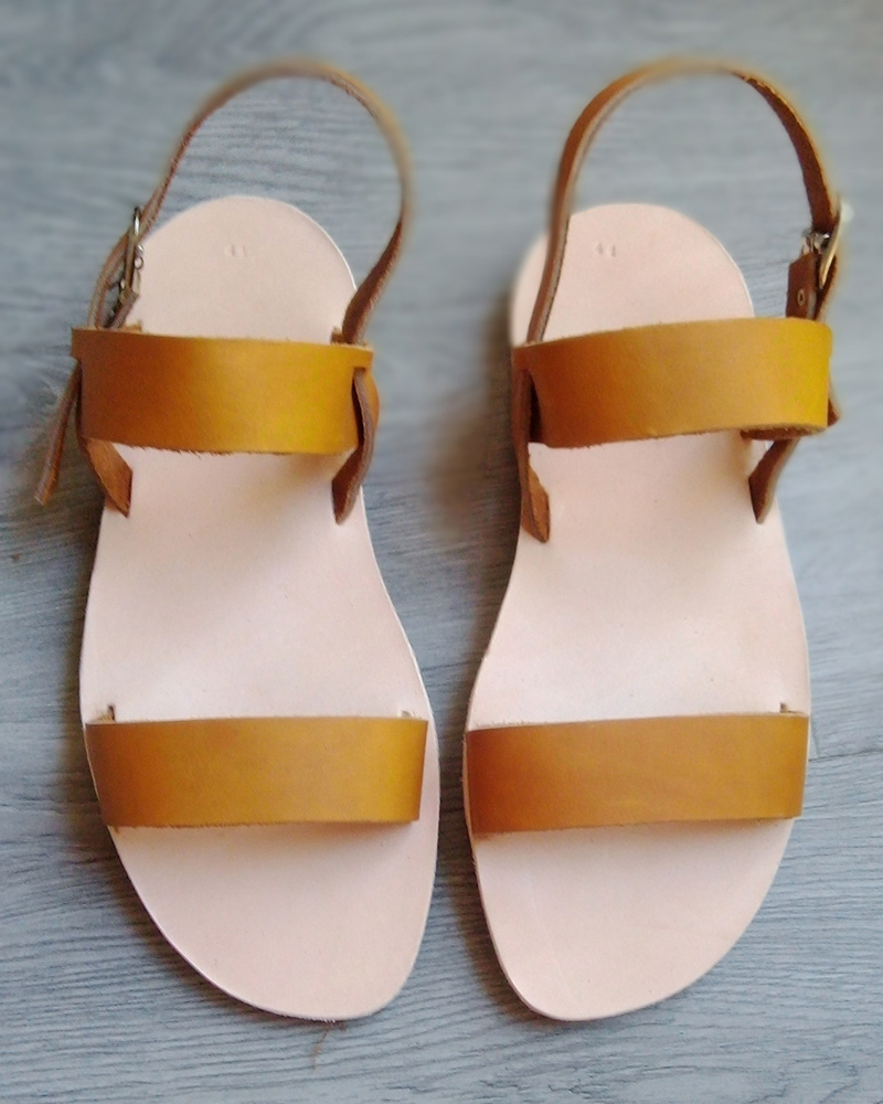 sandale romaine homme