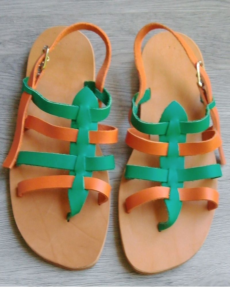 sandales nu-pied femme